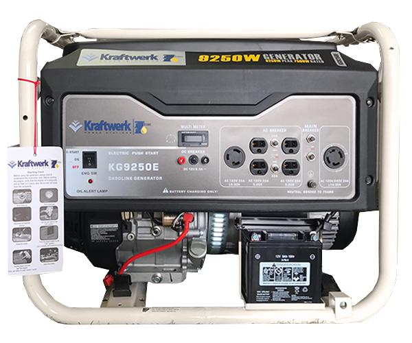 8,250 Watts - · Gasoline Engine· Electric StartRequest Service>Request Parts>