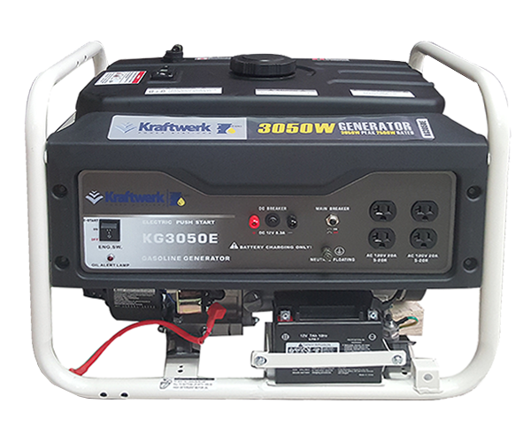 3,050 Watts - · Gasoline Engine· Manual StartRequest Service>Request Parts>