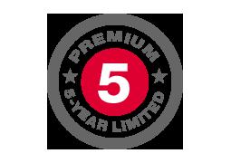 5-Year Warranty - Honeywell home backupgenerators carry a Premium 5Year Limited Warranty.