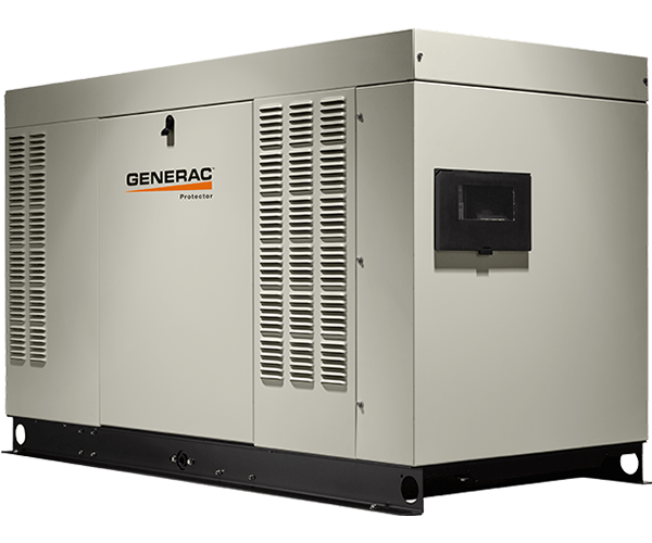 Protector - · Power: 25Kw to 60Kw· True Power™ Technology· Evolution™ Controller· All-Aluminum Enclosure· 5 Year Warranty.· Mobile Link™ Monitoring.· Fuel: Natural or Propane Gas.Download PDF>Request Service>Request Parts>