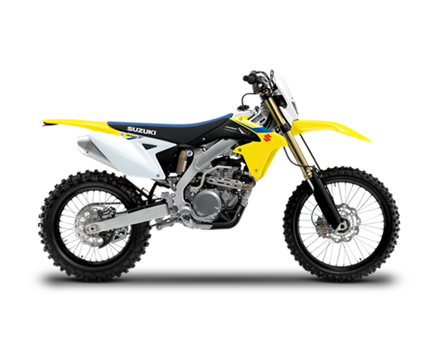RM-Z 450 2018 - · Engine: 450cc· Liquid Cooled· Fuel Injection· 5-Speed Transmission· Colors: YellowRequest Parts>Request Service>