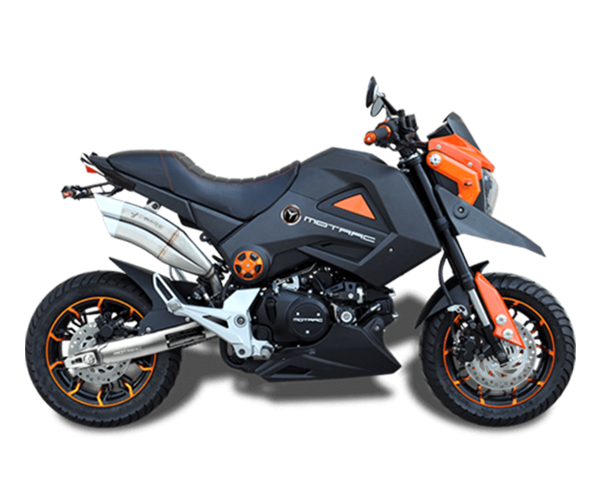 MX - · Engine: 125cc· Fuel Injection· LED Lights· 130 MPG· 4 SPEED TRANSMISSIONSRequest Parts>Request Service>