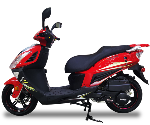 VR5 - · Engine: 150cc· Air-Cooled· LED Front Lights· LED Tail Lights· Lightweight· Colors: Red, White & GreyRequest Parts>Request Service>