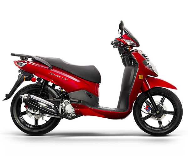HD 200 EVO - · Engine: 200cc· Fuel Injection· Liquid Cooled· 72 MPH· 70 MPG· Disc Brakes· Colors: White, Black or RedRequest Parts>Request Service>