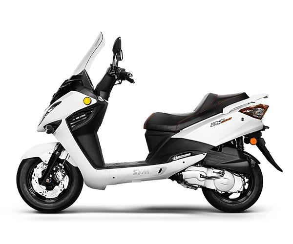 RV 200 EVO - · Engine: 200cc· Fuel Injection· Liquid Cooled· 72 MPH· 70 MPG· Disc Brakes· Colors: White, Black & RedRequest Parts>Request Service>