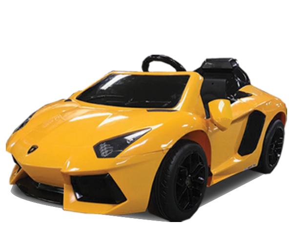 Lamborghini - · Ages: 2 - 6· Engine: 12V· Remote Controller· LED Lights· Speakers· Sound FX· Official Licensed Product