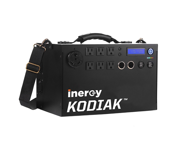 Kodiak Battery - ·Battery 1,100 Watts Hours· Useful life of 2,000 cycles· Pure Wave 3,000 / 1,500· Rechargeable in 2.5 Hours· Battery Expansion ReadyDownload PDF>