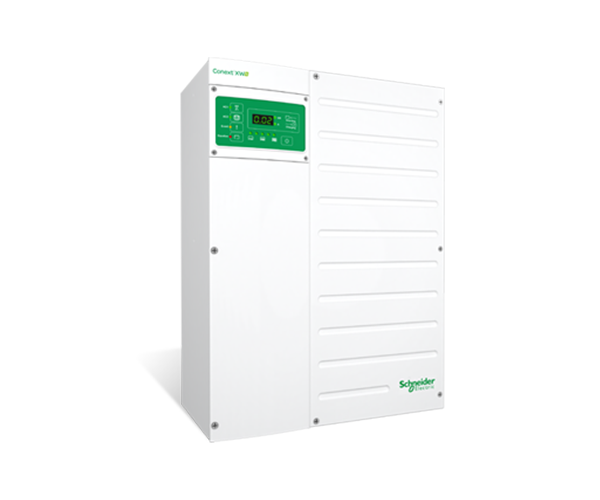 SchneiderConext - · True Bankability · Higher Return on Investment · Designed for Reliability · Flexible· Easy to install  Download PDF>