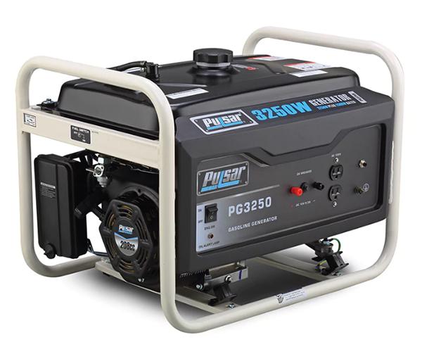 3,250 Watts - · Gasoline Engine· Electric StartDownload PDF>Request Service>Request Parts>