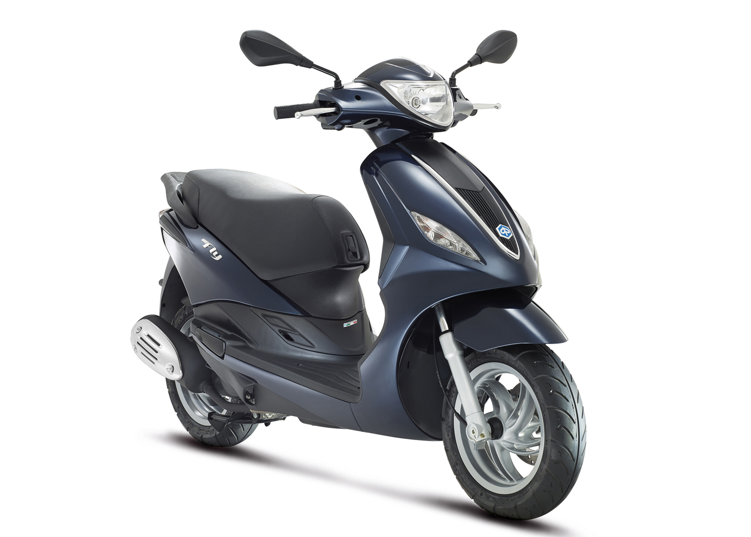 """Piaggio FLY 150 - ABS Brakes12"""" Front 12"""" Rear Wheels"""
