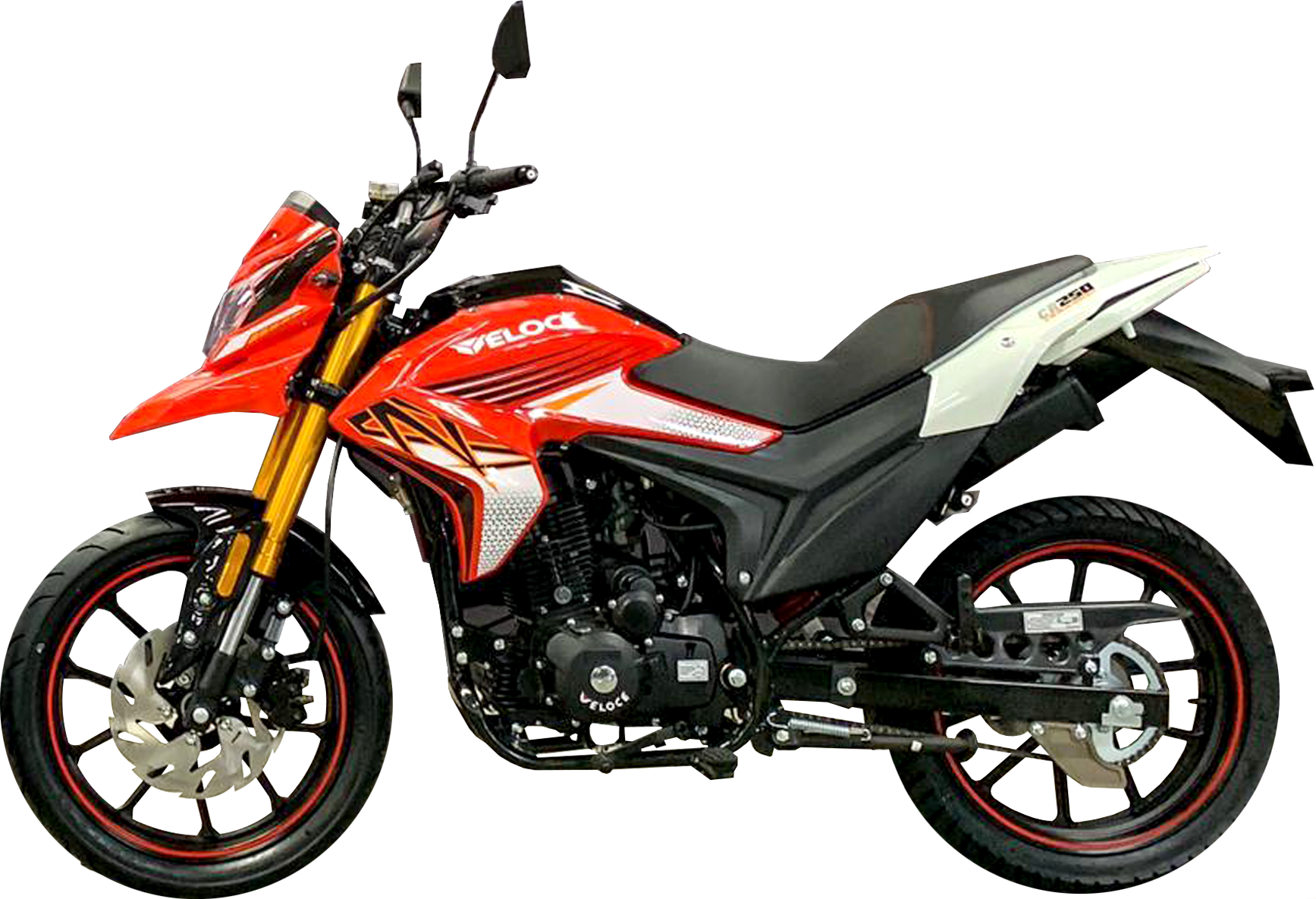 CR 250 - · Engine: 250cc· Air-Cooled· Supermoto Wheels· 5-Speed Transmission· Street Legal· Colors: Red/BlueRequest Parts>Request Service>