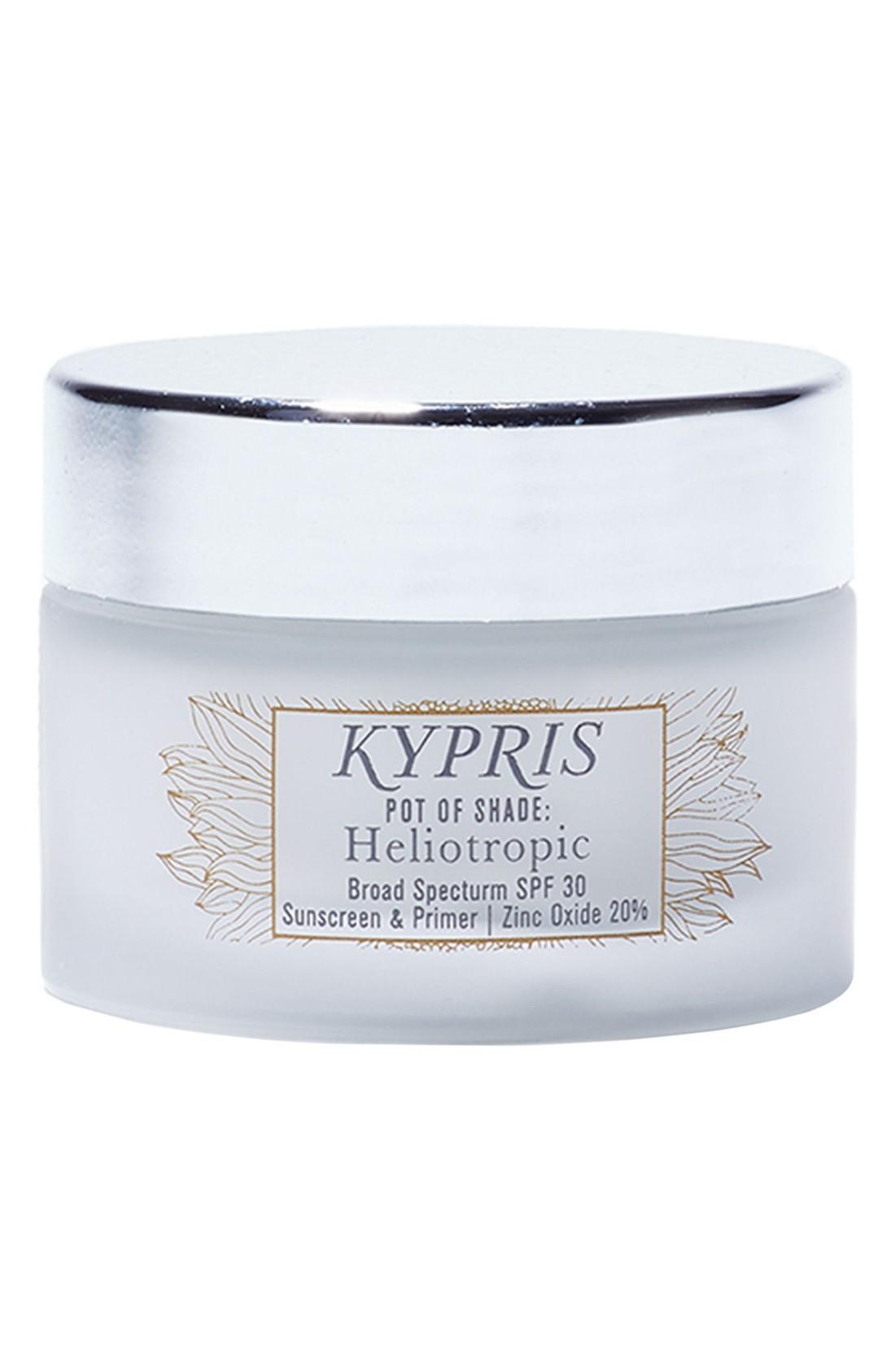 Kypris Pot of Shade: Heliotropic Primer and Sunscreen