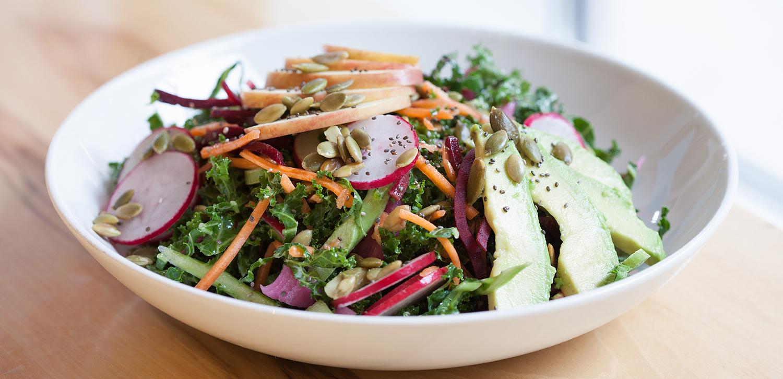 The Bliss Detox Salad