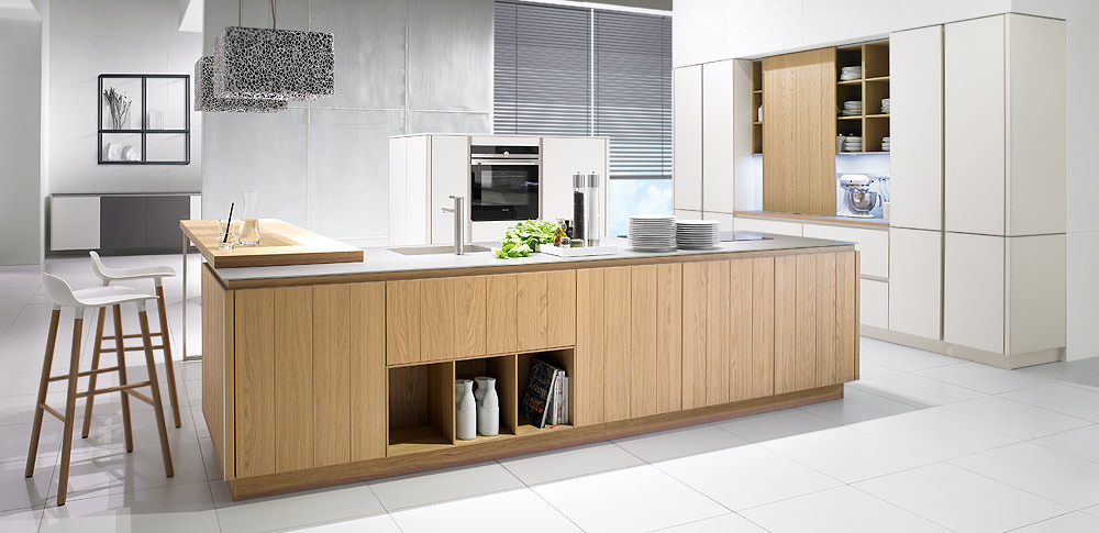 our in-house design team can create the kitchen of your dreams -
