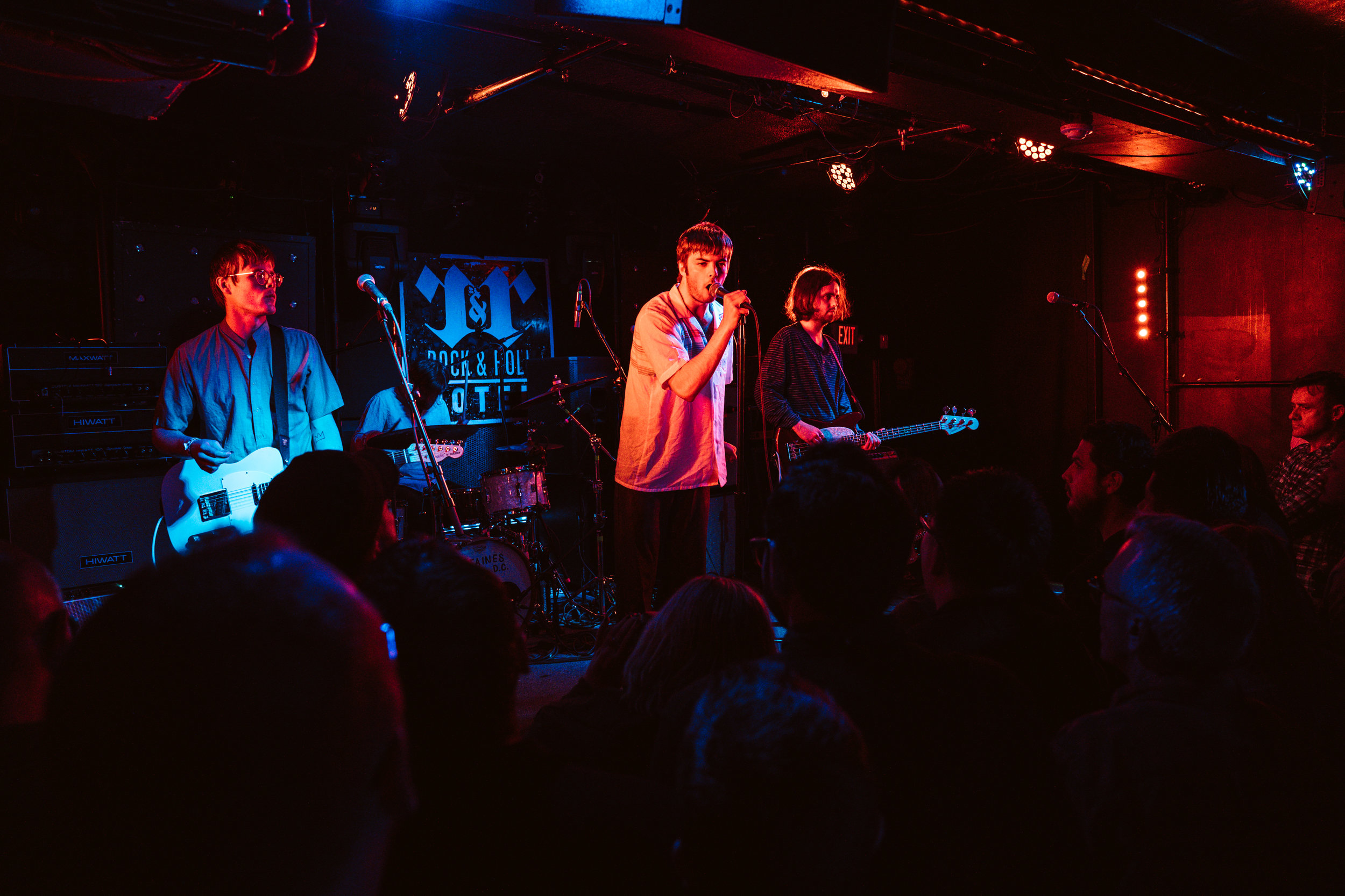 Photos: Fontaines D C  at Rock & Roll Hotel — Capitol Sound DC