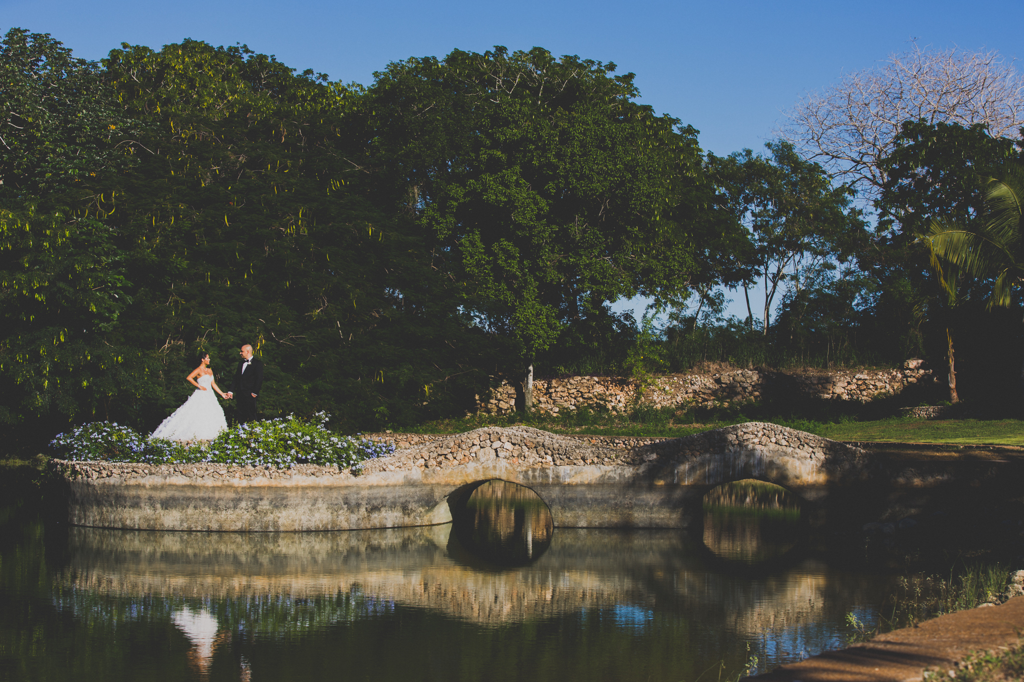 casa de campo wedding photography