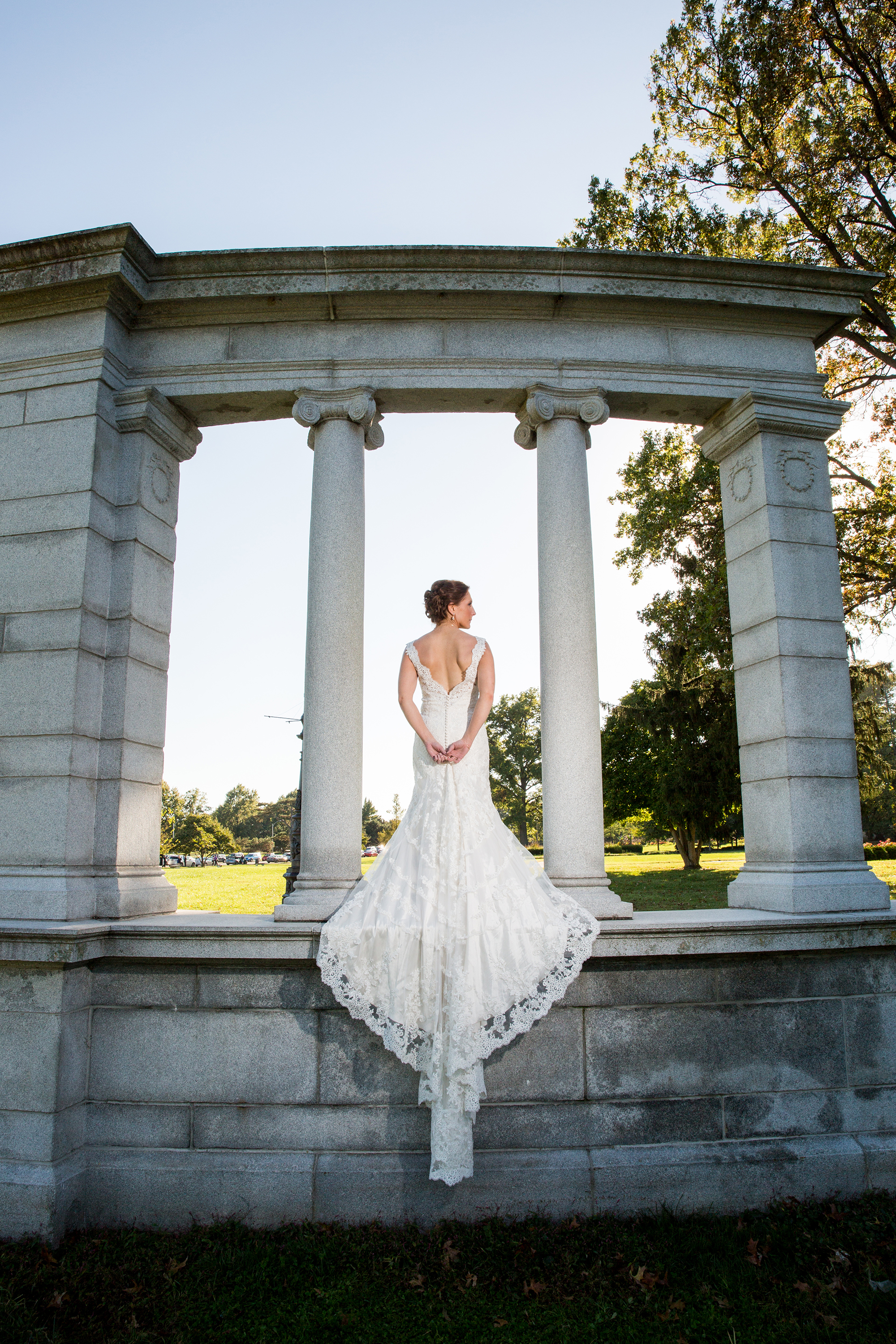Forest Park St Louis Wedding