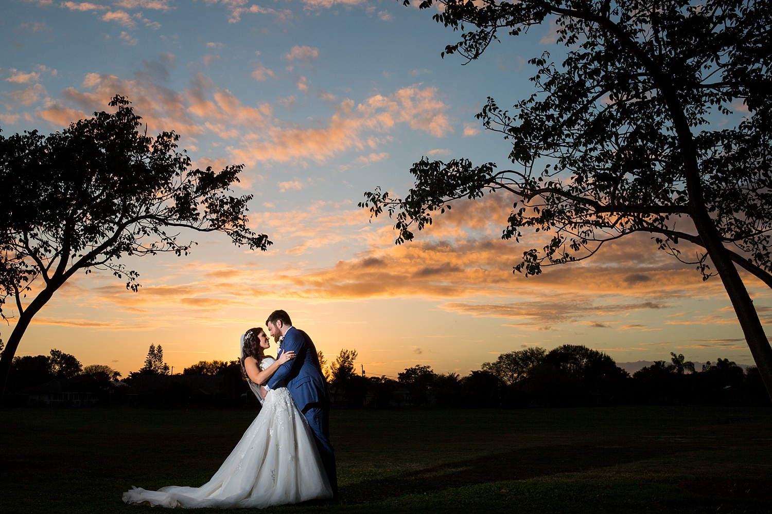delray beach country club wedding photography