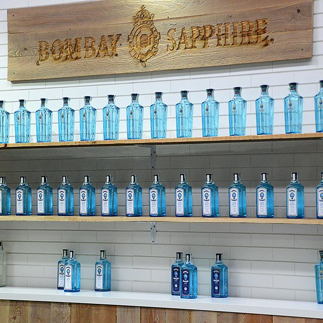 @bombaysapphire: the blue side of gin.