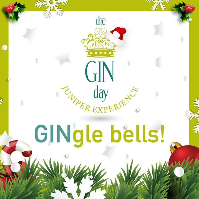 One of the best known #Christmassongs in the world, over the years it has been reinterpreted by many artists such as #FrankSinatra and the #Beatles. This latest version is our, dedicated to all #ginlovers ❤ Happy Holidays from #theGINday 🎄🎉