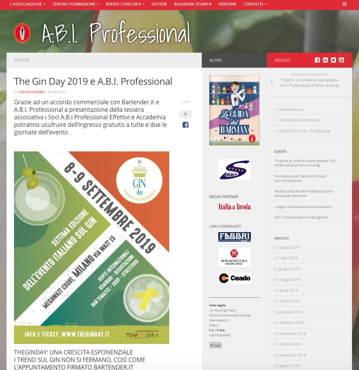 ABI Professional