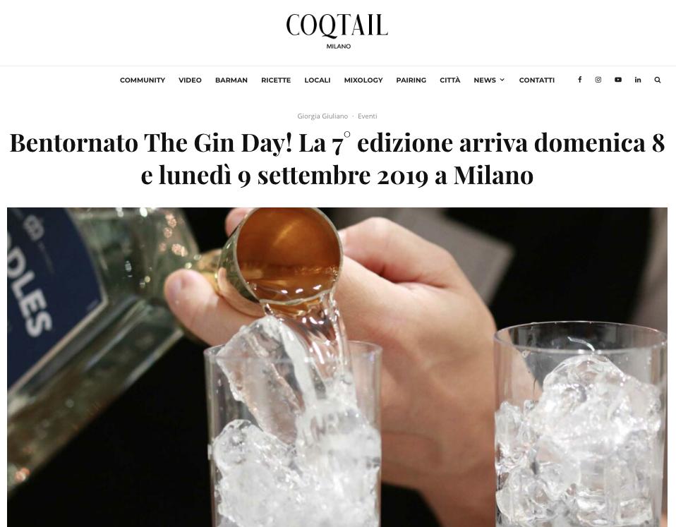 Coqtail Milano