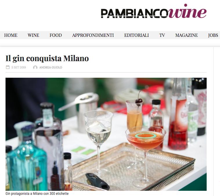 Pam Bianco Wine