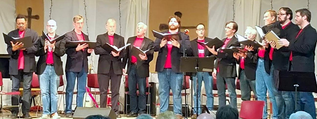 Men's Ensemble