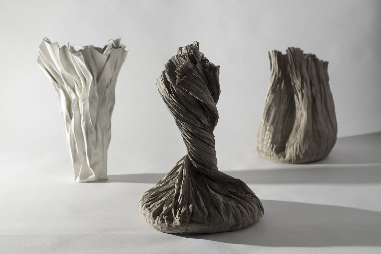 Torsi - Vasis by Mariana Sammartino Metalsmith