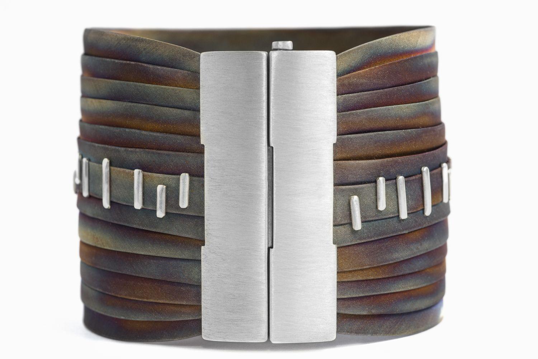 TALIS B Stripe Bracelet