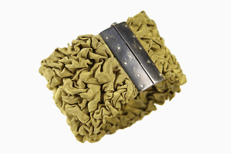 TALIS Ruga Full Brass Bracelet
