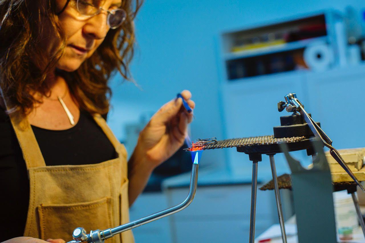Mariana-Working-with-Flame-compressor.jpg