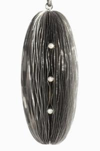 Lob Pendant by Mariana Sammartino Metalsmith
