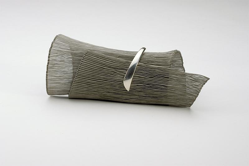 Ascent Bracelet by Mariana Sammartino Metalsmith