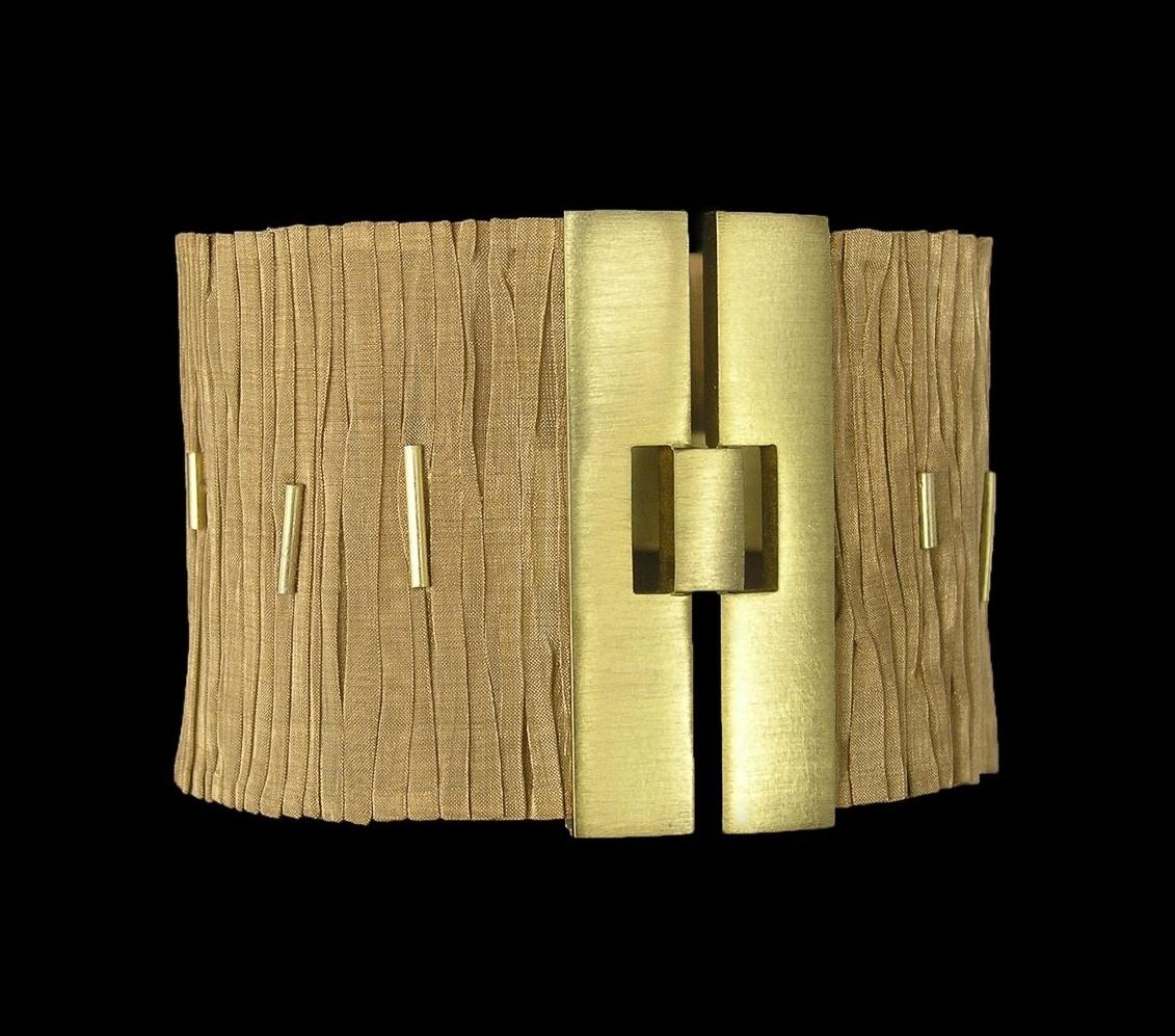 IPSA Copper Gold Bracelet