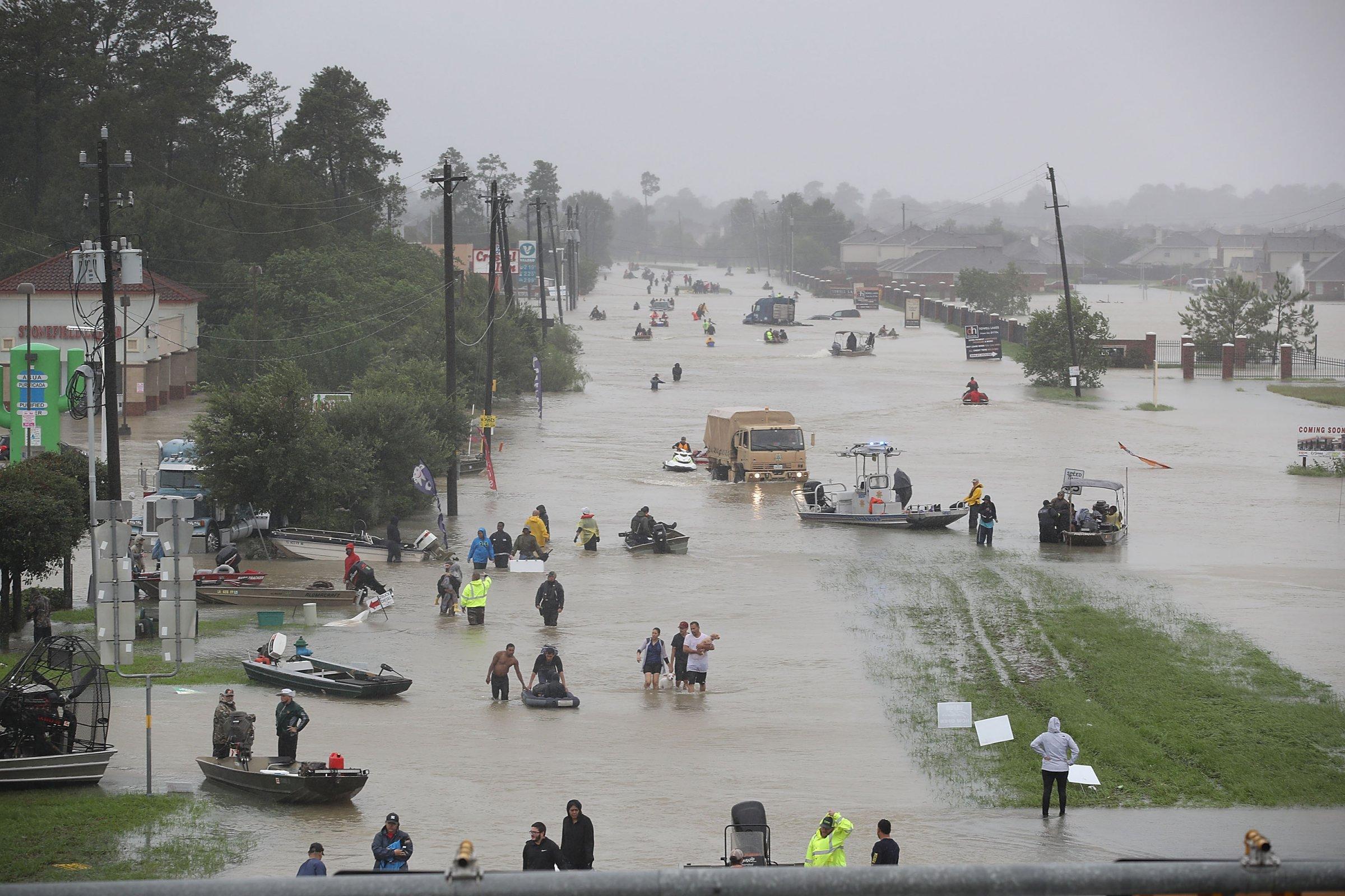 Houston, TX  Via Business Insider