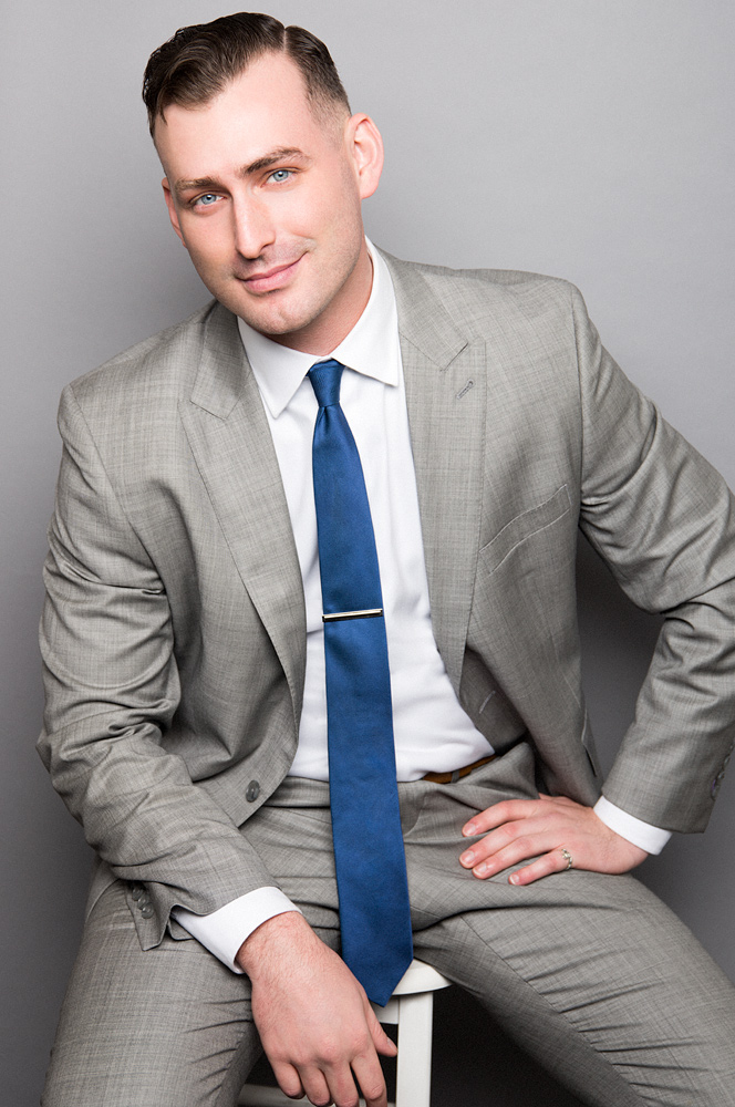 Corporate Headshots in NYC - Adam