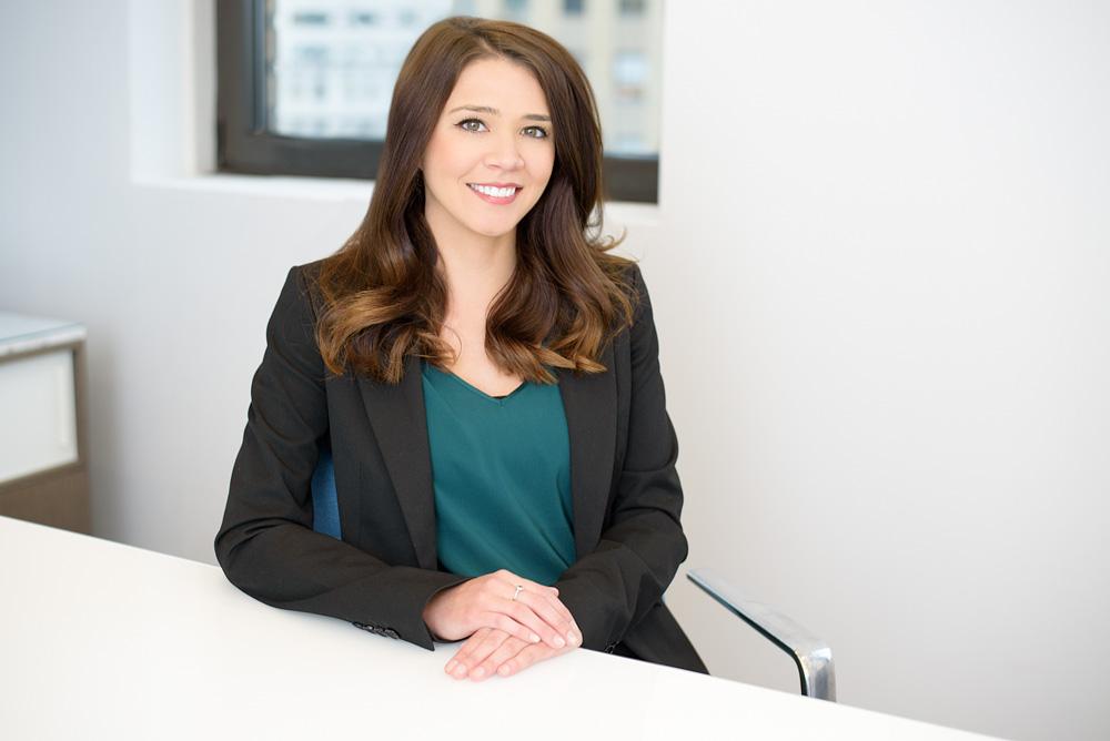 Corporate Headshots in NYC - Lauren