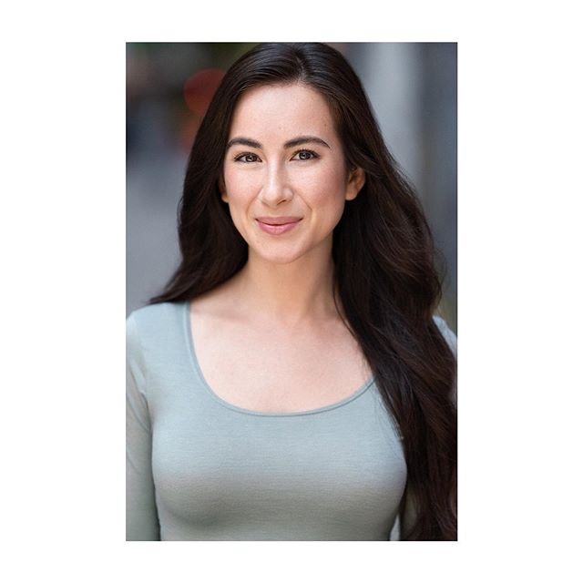 #smileitsfriday @michelinewu #headshots Makeup/hair: @jennifervegamakeup