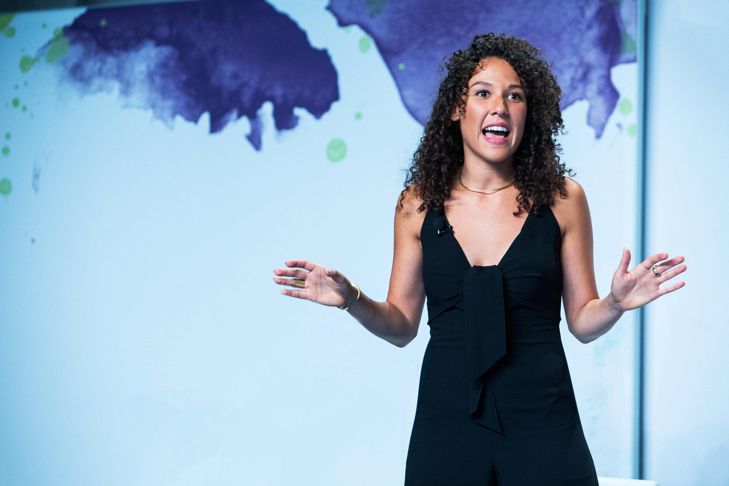 Natalie Warne - Live Storyteller | Producer