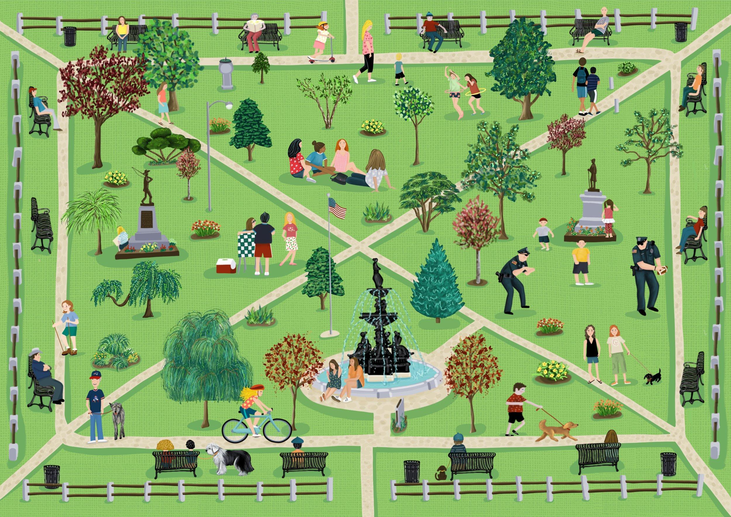 Clinton's Central Park