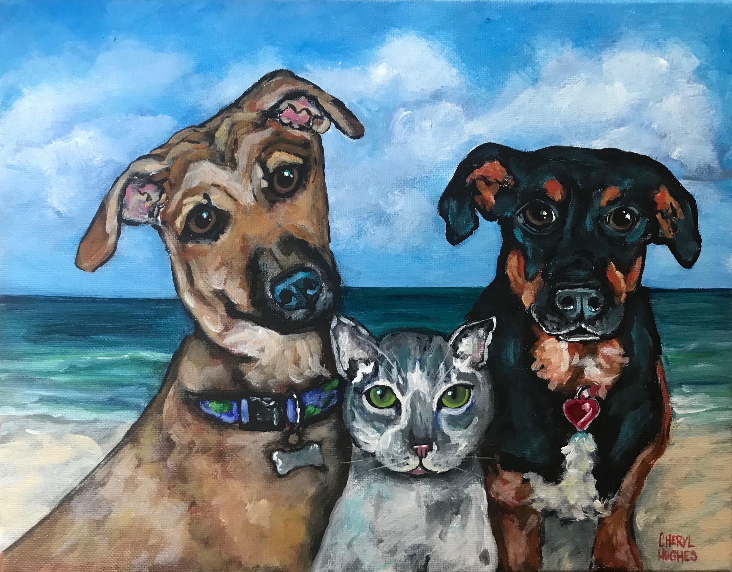 Beach Pets