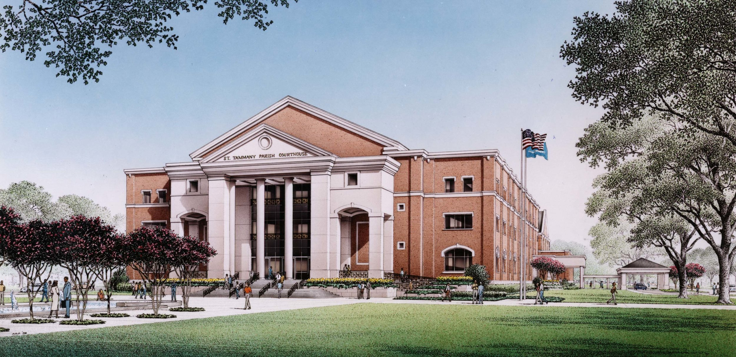 ST. TAMMANY GOVERNMENTAL AND JUSTICE COMPLEX