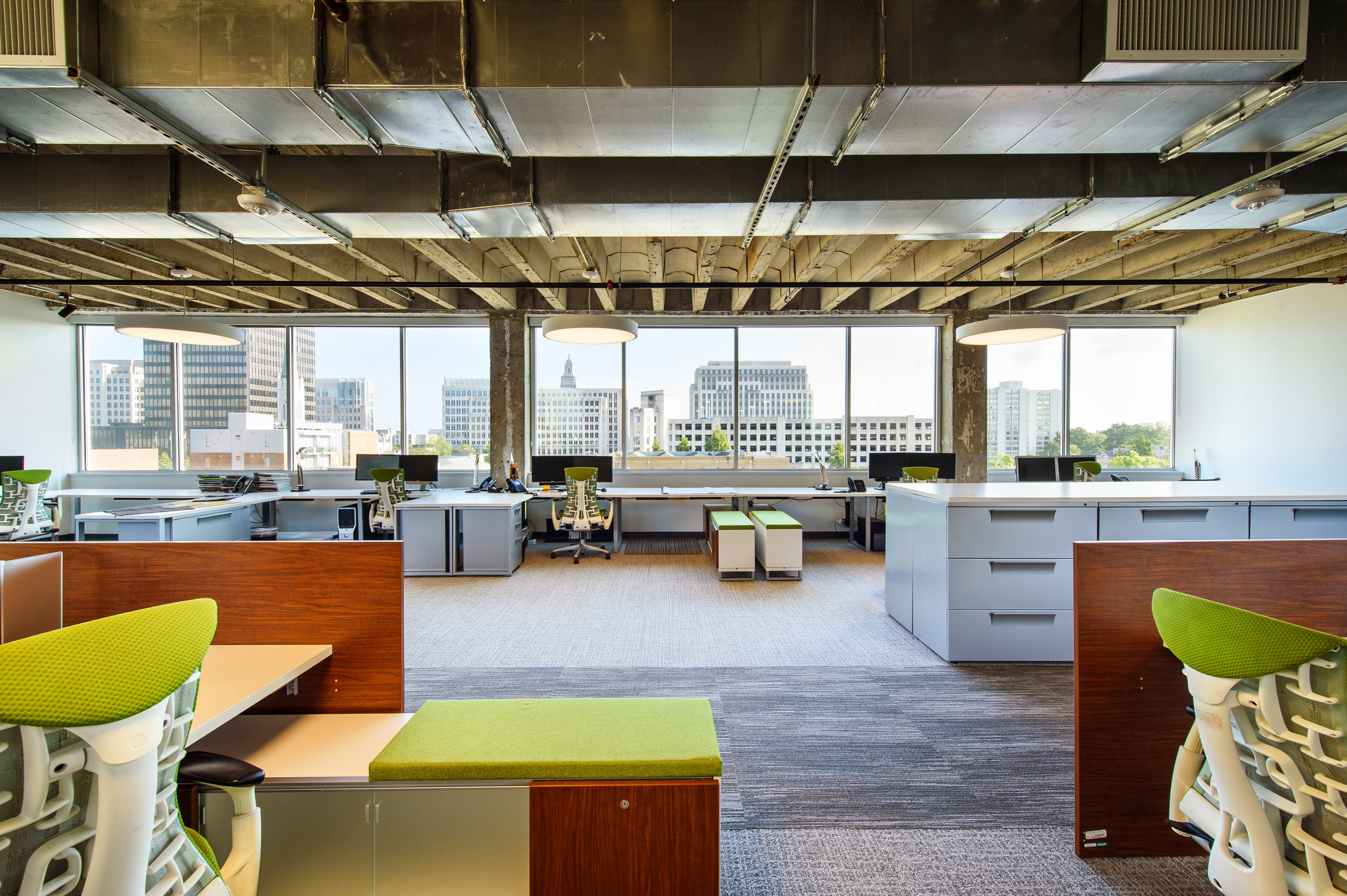 HOLDEN ARCHITECTS' OFFICE