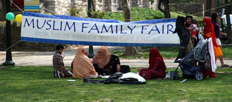Penn MSA Annual Family Fair, circa 2013.
