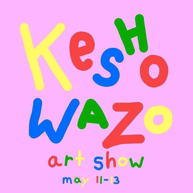 We Are Still Accepting Submissions!  For The Art Show Email Keshowazo@Gmail.Com To Get Your Work In The Gallery!  COVER ART BY @boringdesigns #KeshoWazo #TomorrowIdeas #CuratedByWazoDaveed #ArtShow  #PortlandArt #Art #Artist #Creatives #Painters #illustrator #Painters #Filmmakers #Animators  #2DArt #3DArt #Insulation #GalleryOpening