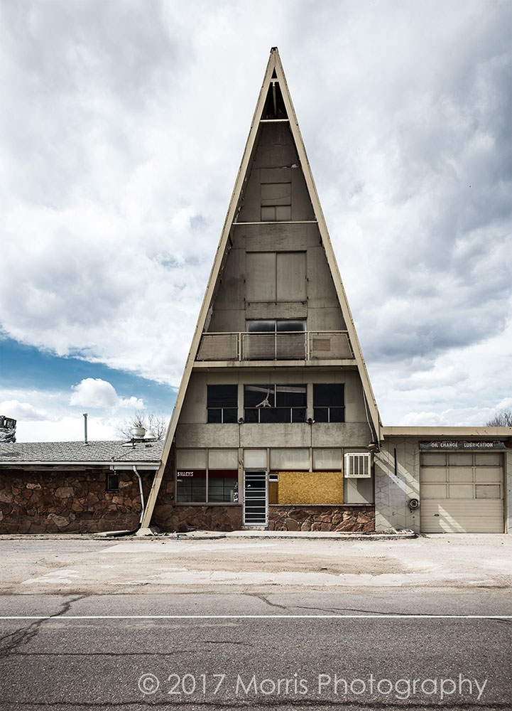 A-Frame Lounge Preservation Series - 03