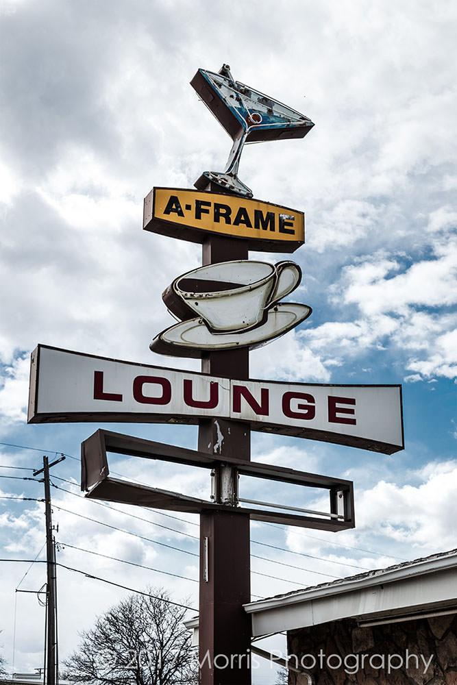 A-Frame Lounge Preservation Series - 04