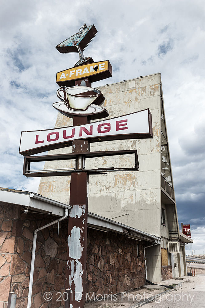 A-Frame Lounge Preservation Series - 05