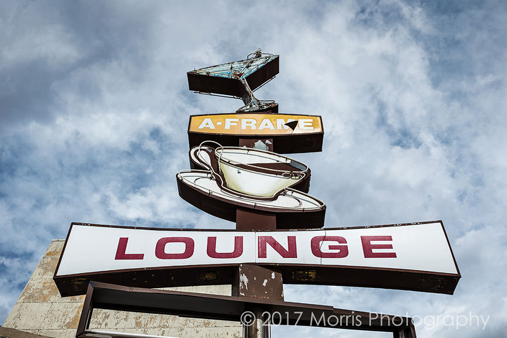 A-Frame Lounge Preservation Series - 06